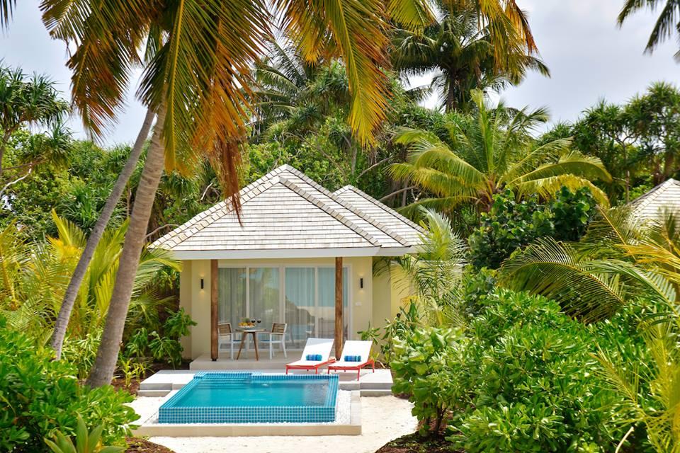 Luxury Honeymoon In Maldives Kandima Resort Dream