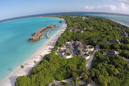 Luxury Resort in Maldives at never before prices